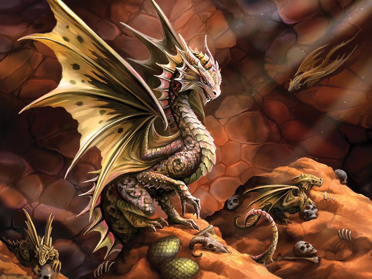 предложения картинки фентези с драконами начинала карьеру