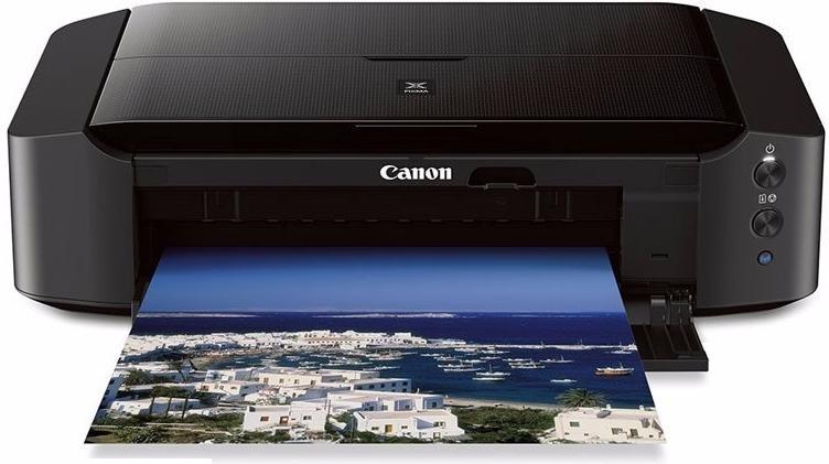 Купить Цветной струйный принтер Canon PIXMA iP8740, Черный, Китай