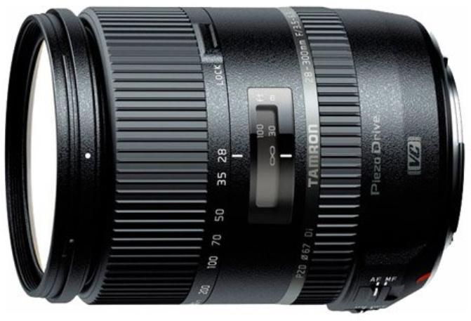 Объектив Tamron 28-300mm f/3.5-6.3 Di VC PZD (A010) Nikon F A010N фото