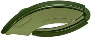 Беспроводная мышь Microsoft Arc Mouse Wireless Laser USB Green (ZJA-00040)