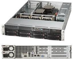Supermicro SYS-6028R