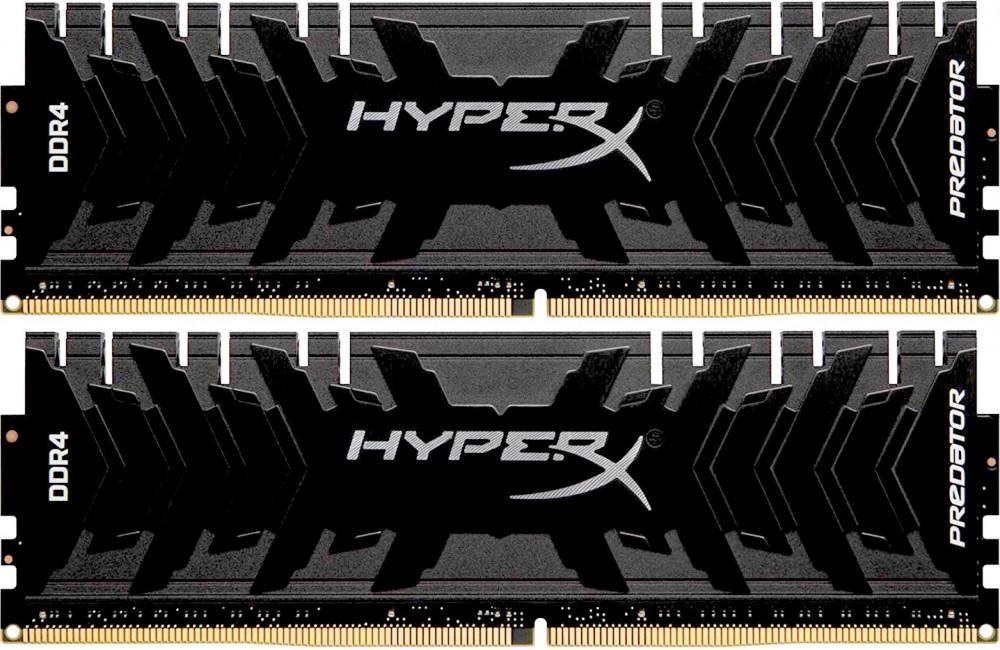 Оперативная память DIMM 32 Гб DDR4 3600 МГц HyperX Predator (HX436C17PB3K2/32) PC-28800, 2x 16 Гб KIT фото