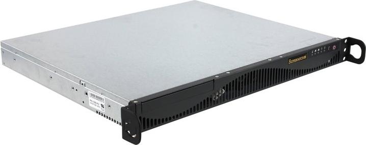 Платформа SuperMicro SYS-5018A-MLTN4 Intel Atom DDR3 ECC 4xRJ-45 1U (SYS-5018A-MLTN4)
