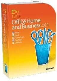 Microsoft® Office Home and Business 2010 (на 1 ПК)
