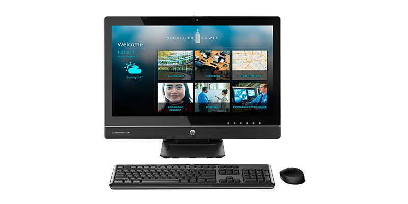 Моноблок HP EliteOne 800 G1 All-in-One J7D99ES