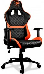 Игровое кресло Cougar ARMOR One-BO Black/Orange