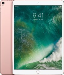Apple iPad Pro 10.5 64Gb Wi-Fi + Cellular (MQF22RU/A) Rose-gold