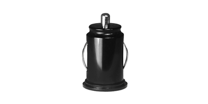 Автомобильное зарядное устройство GINZZU GA-4015UB black