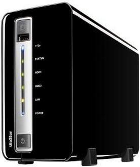 Сервер для видеонаблюдения Qnap VS-2004L