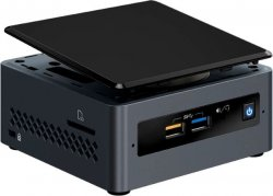 Неттоп Intel NUC7CJYSAL2 NUC kit