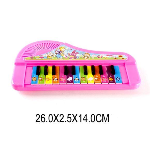 Купить НАША ИГРУШКА Орган детский Первые аккорды , 22 клавиши [118D-77], Наша игрушка, пластик, Детские музыкальные инструменты