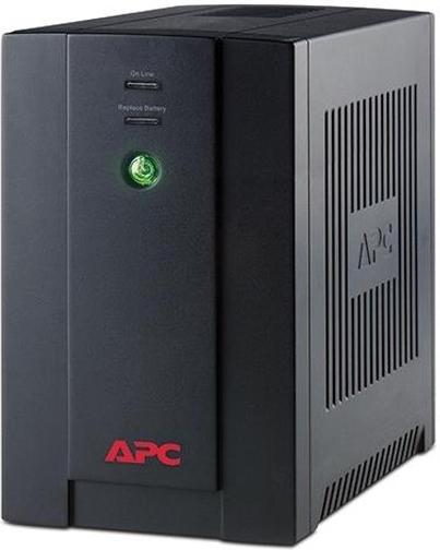 Купить Источник бесперебойного питания APC BX1400UI Back 1400VA 700W, ИБП интерактивный, Китай