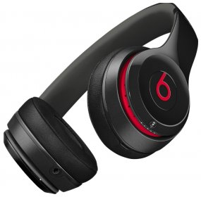 Гарнитура Apple Beats Solo2 Wireless Black (MHNG2ZM(ZE)/A)