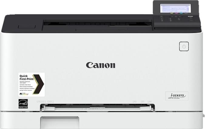 Купить Цветной лазерный принтер CANON i-Sensys Colour LBP613Cdw, Белый, Китай