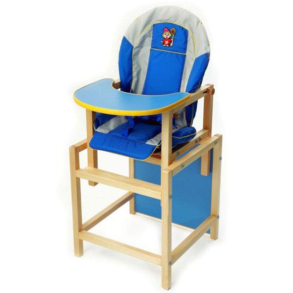 Купить 12350427, ВИЛТ Стул-стол для кормления Кузя [СТД0508], Стульчики для кормления малышей