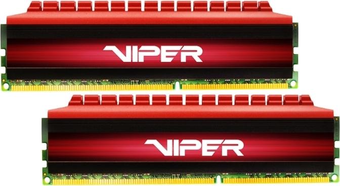 Купить Оперативная память 32Gb DDR4 3000MHz Patriot Viper 4 (PV432G300C6K) (2x16Gb KIT), Patriot Memory, Китай