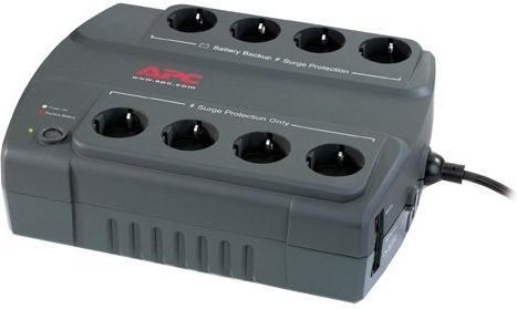 Источник бесперебойного питания APC BE400-RS Back ES 400VA