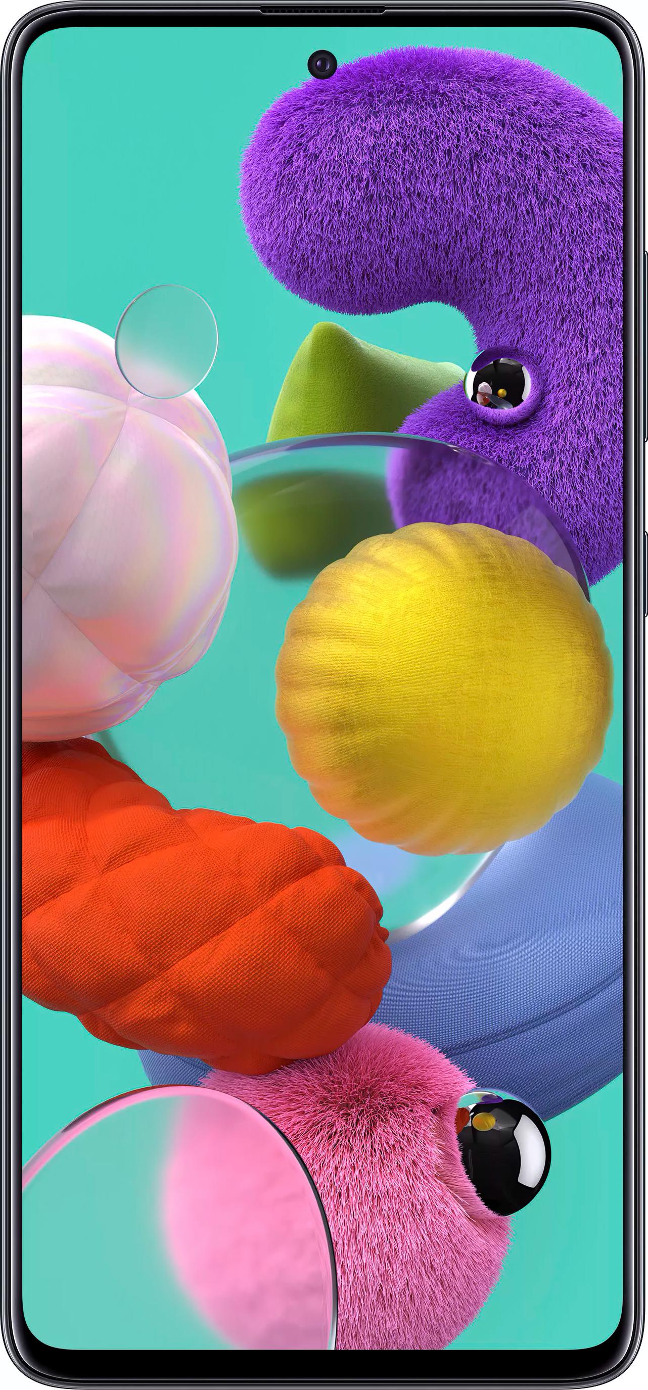 Смартфон Samsung Galaxy A51 6/128Gb (SM-A515FZKCSER) черный фото