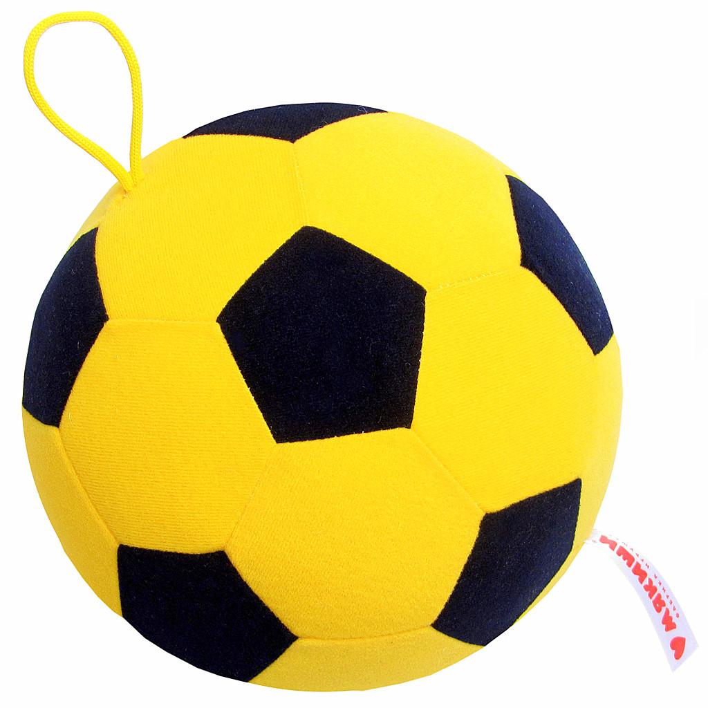 Купить МЯКИШИ Футбольный мяч Мякиши , вариант 2 [440], Текстиль, Для мальчиков и девочек, Игрушки-антистресс