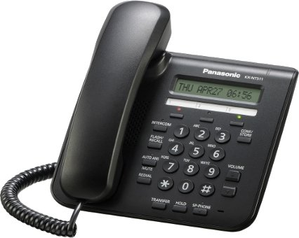VoIP-телефон Panasonic KX-NT511PRUB