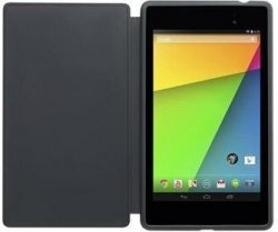 Чехол для Nexus 7 ASUS Travel Cover V 2 Dark Gray 90-XB3TOKSL001M0