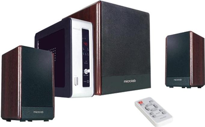 Купить Колонки Microlab FC-530, Темно-коричневый, Китай