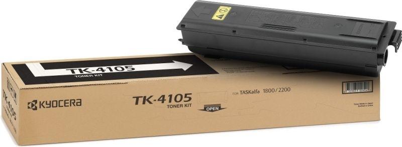 Тонер-картридж Kyocera TK-4105 Black, Black (Черный), Китай  - купить со скидкой