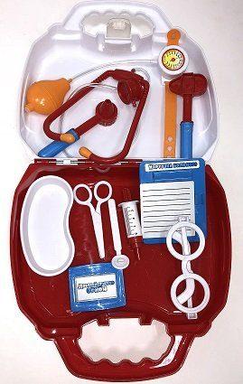 Купить ORION TOYS Набор Медицинский в кейсе [ОР182], пластик, Играем в доктора