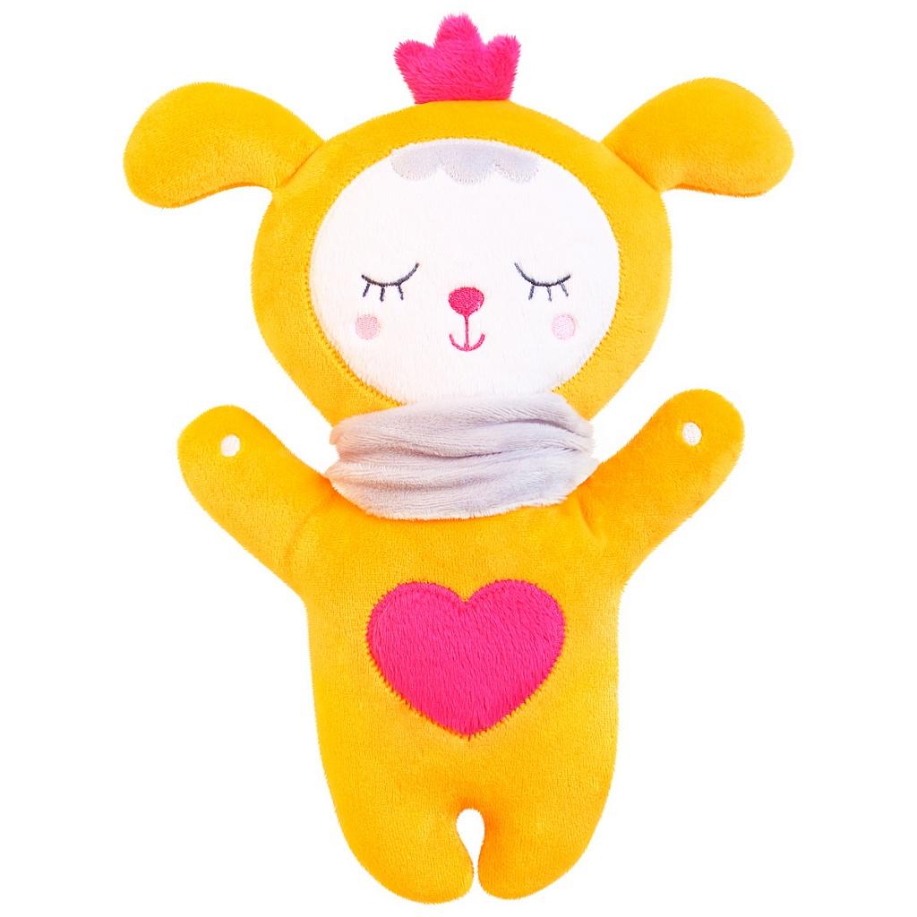 Купить Мягкая игрушка МЯКИШИ 431 Sleepy Toys Щенок, Плюш, синтепух, фактурная вышивка, Для мальчиков и девочек, Россия, Развивающие игрушки для малышей