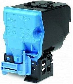 Купить Тонер-картридж Epson 0592 Cyan (C13S050592), Сyan (Голубой), Китай