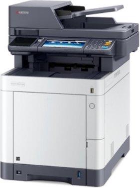 Купить Цветное лазерное МФУ Kyocera ECOSYS M6235cidn, Белый, Китай