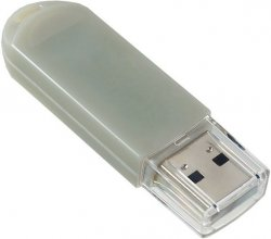 USB Flash накопитель 4Gb Perfeo C03 Grey (PF-C03GR004)