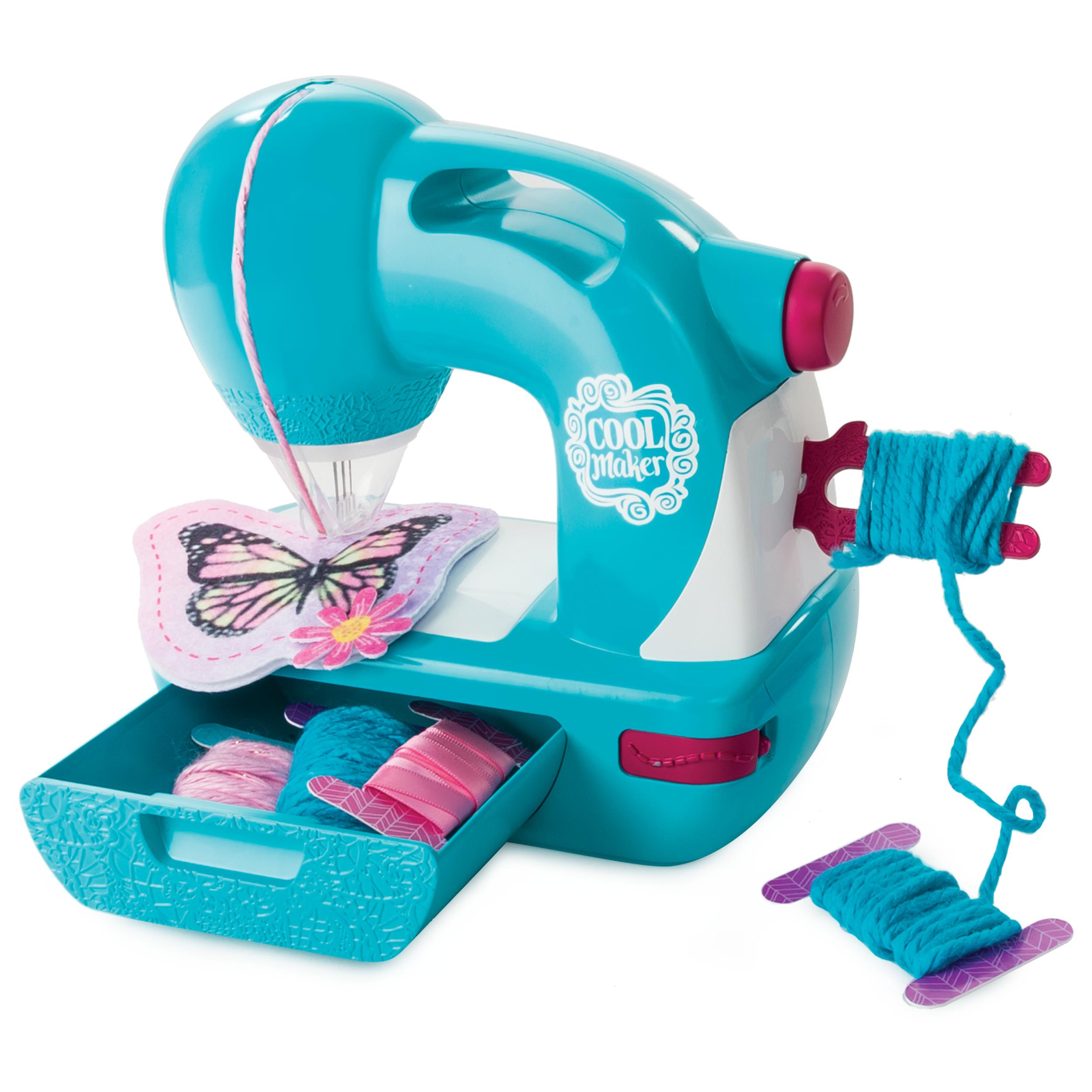 Купить Машинка швейная Spin Master Cool Maker - Sew Cool [56013], Детские кухни и бытовая техника