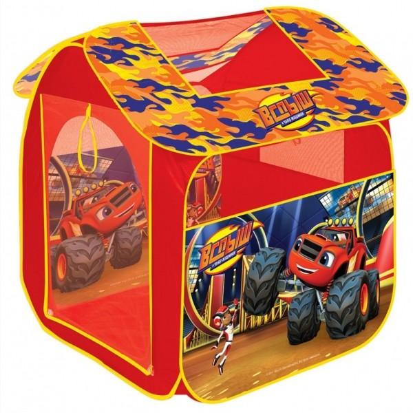 Купить ИГРАЕМ ВМЕСТЕ Детская игровая палатка Вспыш [GFA-BL-R], Китай, Детские игровые домики и палатки