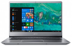 Ультрабук Acer Swift 3 SF314-54-8456 (NX.GXZER.010) Cеребристый