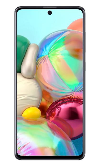 Смартфон Samsung Galaxy A71 6/128Gb (SM A715FZSMSER)