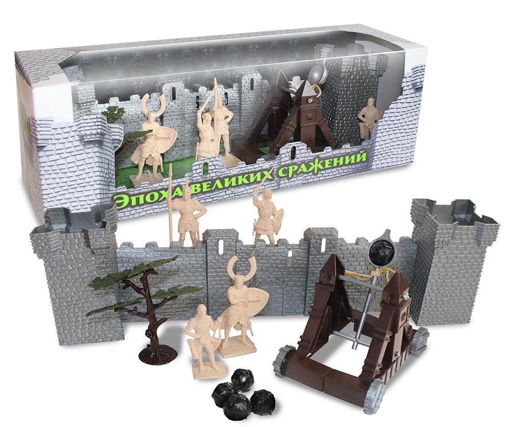 Купить Игровой набор БИПЛАНТ 12061 Эпоха великих сражений №1, пластмасса, Игровые наборы и фигурки для детей
