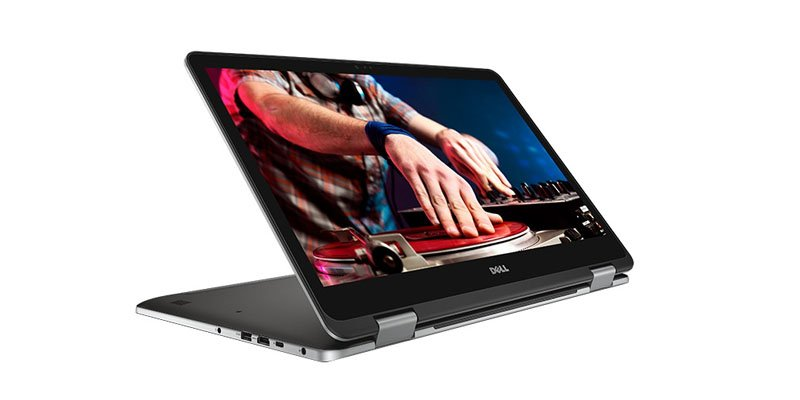 Ноутбук Dell Inspiron 7778 (7778-5469) Silver