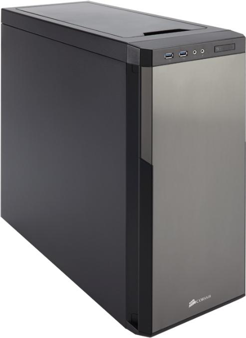 Корпус Corsair Carbide Series 330R Titanium (CC-9011071-WW)