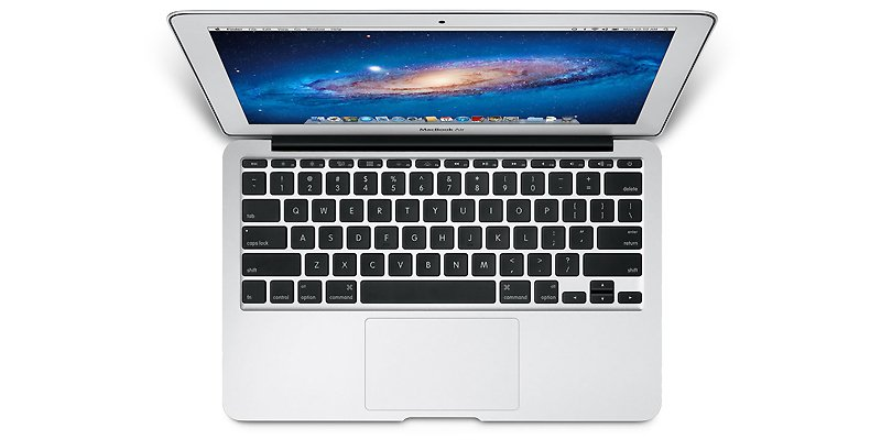 Ноутбук Apple MacBook Air MD232C18GH1RS/A