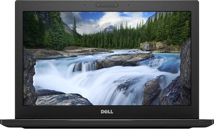 Купить Ультрабук Dell Latitude 7290 (7290-1627) Black, Черный, Китай