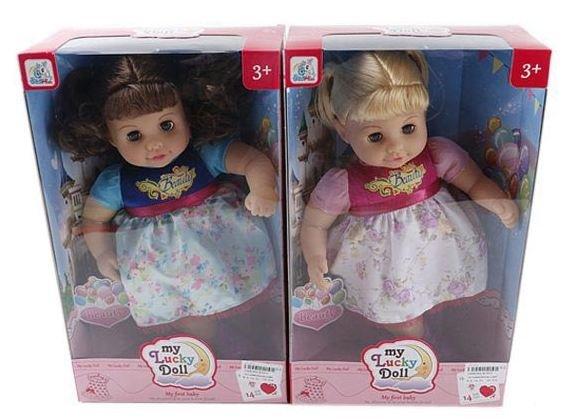 Купить НАША ИГРУШКА Кукла м/н [87011], Shantou, пластик, ПВХ, Текстиль, наполнитель, Для девочек, Куклы и пупсы