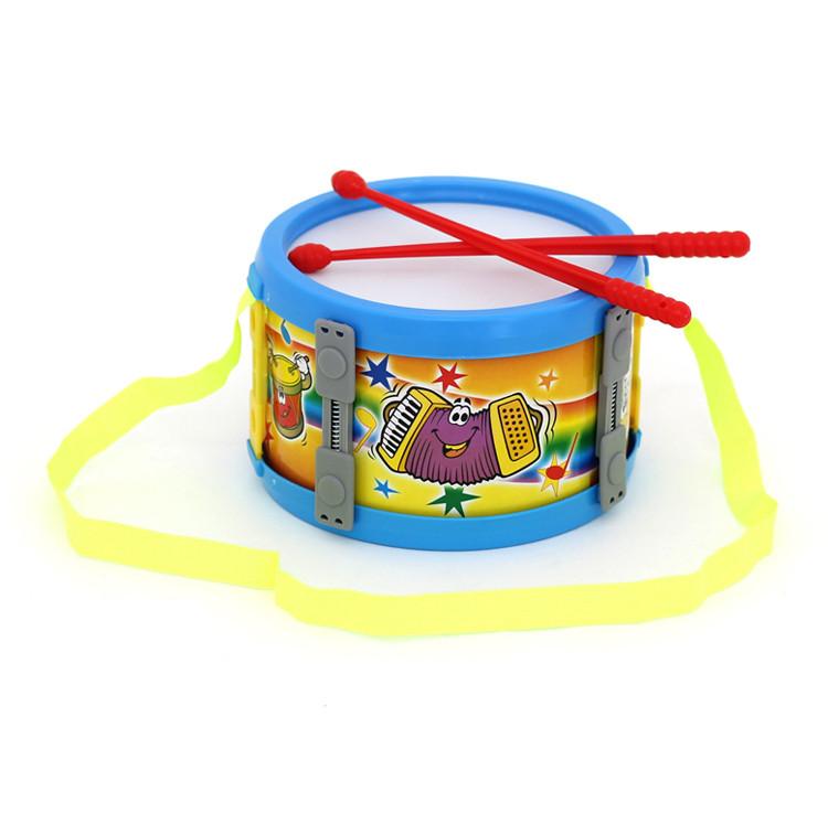 Купить PolToys Барабан, 15, 5 x 10 см [PL3402], Детские музыкальные инструменты