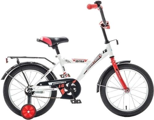Купить NOVATRACK Велосипед ASTRA, белый [123ASTRAWT5], Велосипеды для взрослых и детей