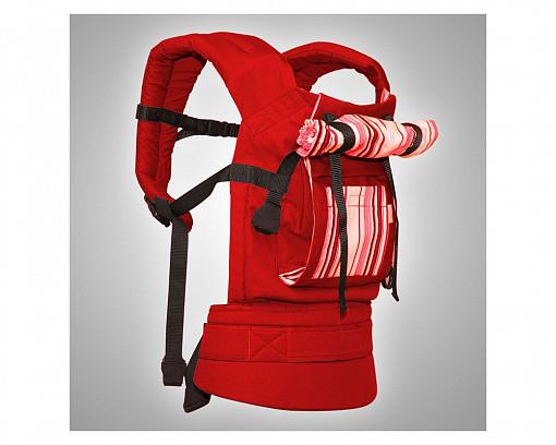 Купить BREVI Слинг-рюкзак Актив , цвет: красный [SBP005], Хлопок, эластан, Детские товары для прогулок и путешествий