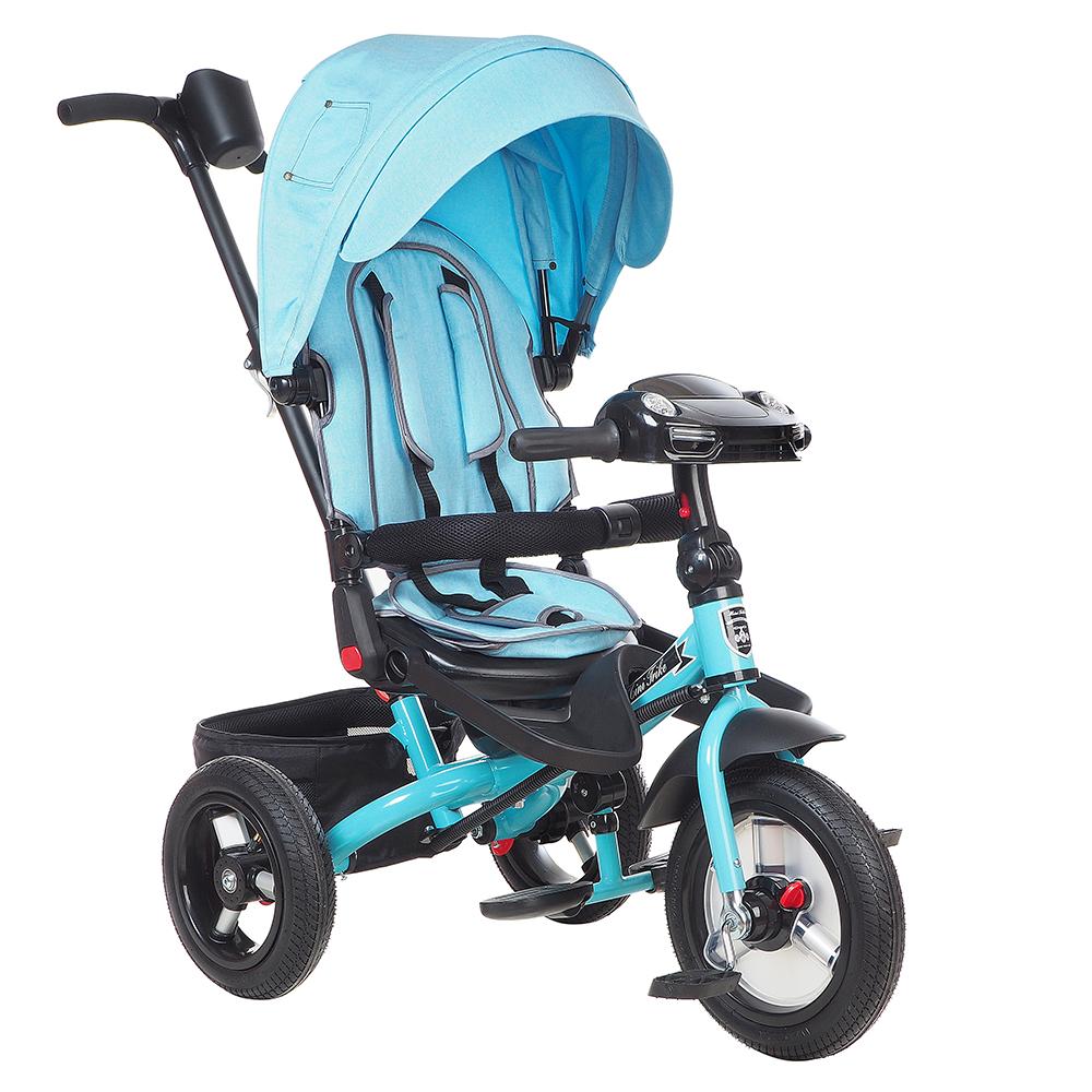 Купить T400-17 JEANS, MINI TRIKE ДЖИНС голубой (LIGHT BLUE JEANS) УТ000051162, Китай, Велосипеды для взрослых и детей