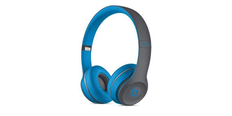 Наушники Apple Beats Solo2 Wireless Headphones Active Collection - Blue