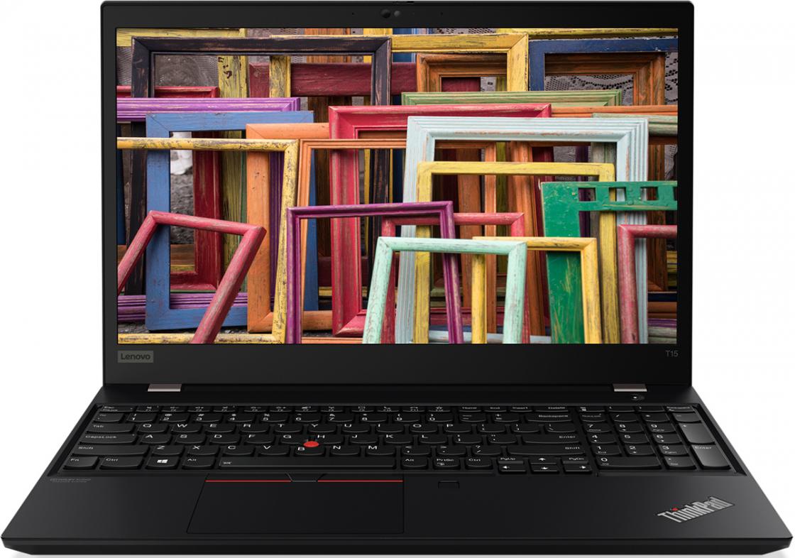 Ноутбук Lenovo ThinkPad T15 (20S6000PRT) черный, Черный  - купить со скидкой