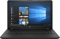 Ноутбук HP 15-bs021ur (1ZJ87EA) Black