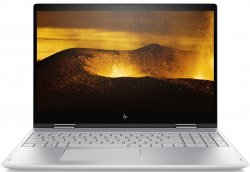 Ноутбук HP Envy x360 15-bp103ur (2PQ26EA) Natural Silver